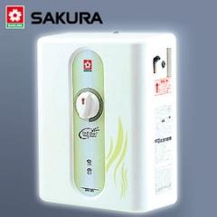 櫻花熱水器SH-186 五段調溫瞬熱式電熱水器 含安裝